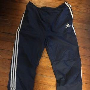Adidas Track Pants. XL